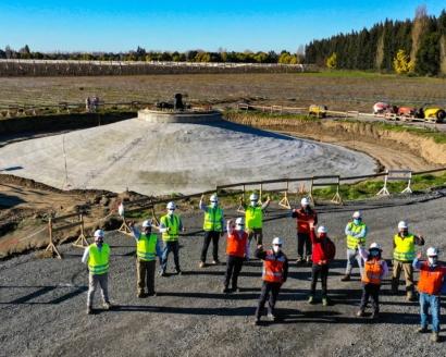 Mainstream cierra la financiación de la fase 2 de su macrocomplejo eólico-solar Andes Renovables