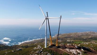 Elecnor consigue financiación para renovar un parque eólico que ya no recibe ningún tipo de prima