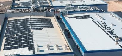 La cubierta solar para autoconsumo más grande de la Región de Murcia tendrá casi mil kilovatios de potencia