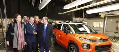 El fabricante chino de baterías para coches eléctricos DLG busca en Aragón ubicación para su centro de producción para el sur de Europa