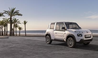 El histórico Citroën Mehari se convierte en eléctrico