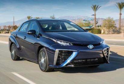 Mil taxis de hidrógeno circularán por las calles de Madrid en 2026