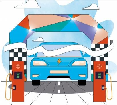El vehículo eléctrico va camino de triplicar su cuota de ventas en Europa en 2020