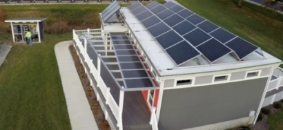 Missouri S&T Powers Living Laboratory Homes with Microgrids to Research Lead Battery Technologies