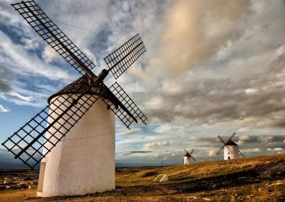 El parque eólico nacional incrementa su producción un 25% entre el 1 y el 20 de marzo