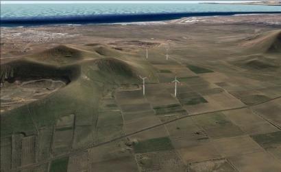 Sale a concurso en Lanzarote el parque eólico Teguise I