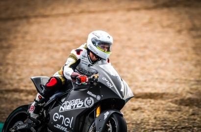 Arranca el primer mundial de Moto Eléctrica en Cheste