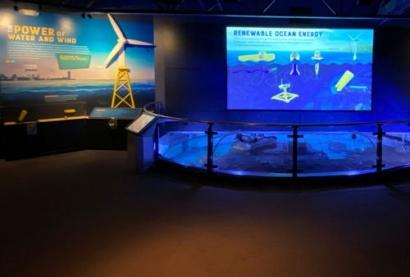 Mystic Aquarium Exhibit Spotlights Potential of Renewable Ocean Energy