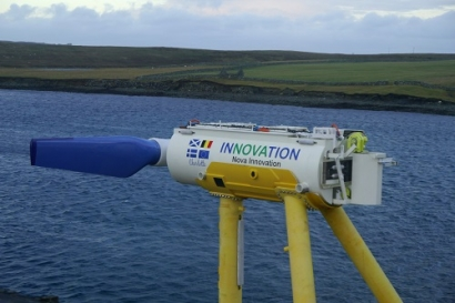 Tesla Battery Storage Successfully Integrated with Tidal Energy Array