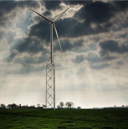 Navarra tramita la instalación de los aerogeneradores terrestres más altos del mundo