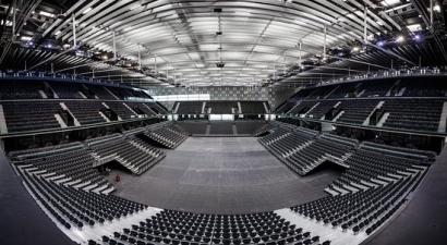 Una comunidad ciudadana de energía gestionará la instalación solar para autoconsumo del Navarra Arena