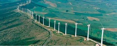 El Gobierno de Navarra simplificará el procedimiento de autorización de nuevos parques eólicos