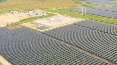Duke Energy Reaches 10,000-MW Renewable Energy Milestone