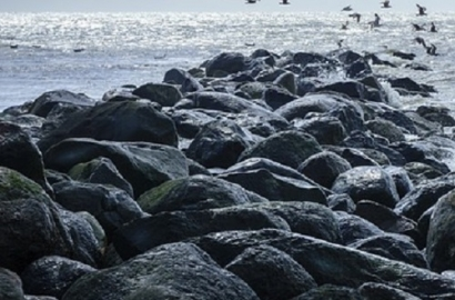 North Sea Rocks Could Act as Energy Stores