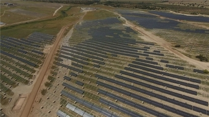 Iberdrola tramita 250 megavatios fotovoltaicos en Castilla-La Mancha