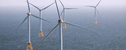 El estado de Nueva York subastará 2.400 megavatios de potencia eólica marina