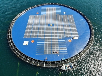 Statkraft Selects Norwegian Ocean Sun for Floating Solar Plant
