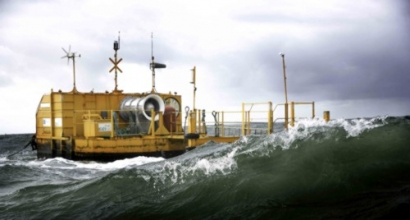 Vigor Completes Construction of Massive Wave Energy Buoy