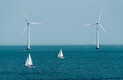 La marca franco-lusa que quiere convertirse en líder mundial de la eólica marina se llama Ocean Winds