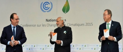 Nace la Alianza Solar Internacional: mil gigas fotovoltaicos, mil millones de dólares