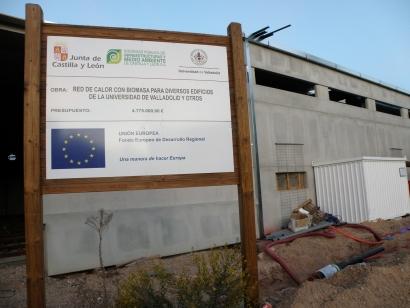Burocracia, dificultades técnicas y rechazo social, obstáculos para las redes de calor con biomasa