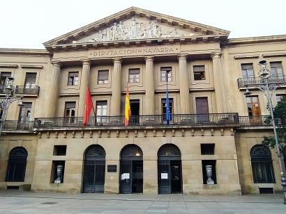 El proyecto europeo que va a permitir que el Palacio de Navarra reduzca a menos de la mitad su consumo de energía