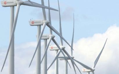 EDP Renováveis acelera en la carrera del reciclado de las palas de los aerogeneradores