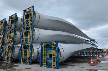 Las industrias eólica y química impulsan una plataforma para avanzar en el reciclado de palas de aerogenerador