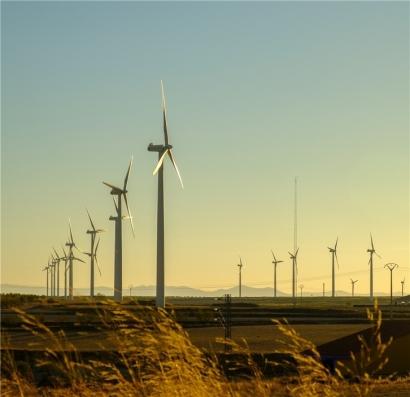 Iberdrola inicia en Zaragoza la construcción del parque eólico El Pradillo