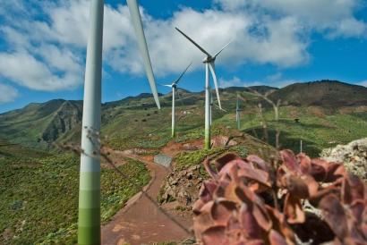 El Hierro bate récord mundial en generación con renovables en territorios aislados