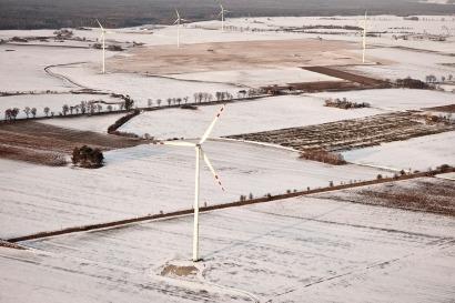 Otra eólica que apuesta por integrar baterías en sus instalaciones