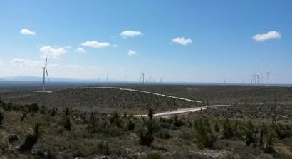 GES inicia la construcción de un parque eólico de 52 megavatios en México