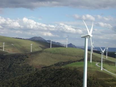 El primer parque eólico con sistema de almacenamiento de electricidad en baterías de España estará en Álava