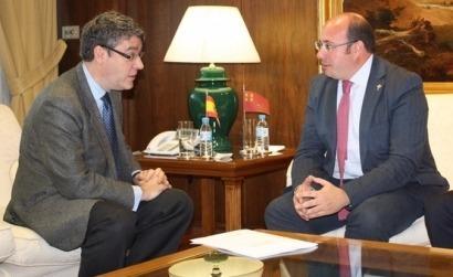 Murcia quiere que en la subasta de potencia renovable haya más megavatios para fotovoltaica que para eólica