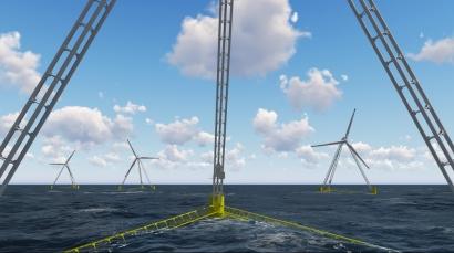 PivotBuoy, la tecnología disruptiva que quiere poner rumbo a la eólica marina flotante de 50 euros el megavatio hora