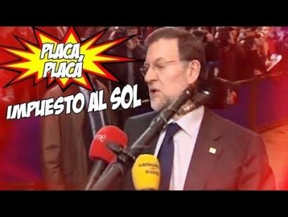 Greenpeace denuncia con un videoclip en clave de parodia la política anti-renovables del Gobierno Rajoy
