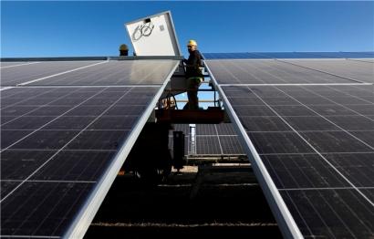 Debut fotovoltaico de Iberdrola en Aragón