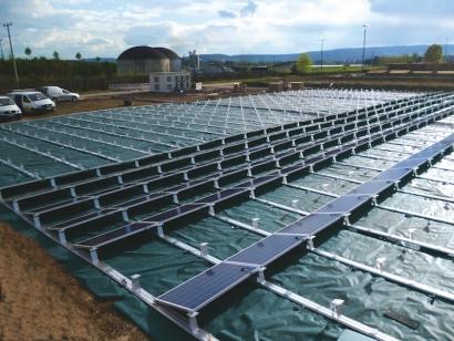 Projar distribuye una malla antihierbas para parques solares fotovoltaicos