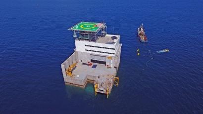 Las renovables españolas que se hacen a la mar