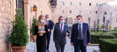 90 millones para que todos los edificios públicos de Castilla-La Mancha se abastezcan con energías renovables
