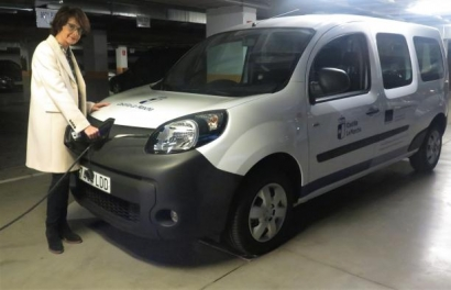 Febrero del año 2020, el Gobierno de Castilla La Mancha anuncia que ha adquirido su primer vehículo 100% eléctrico