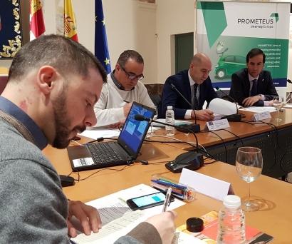 La electromovilidad se cita en Valladolid