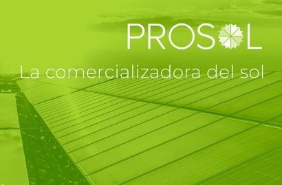Nace Prosol, nueva comercializadora con una oferta específica para el autoconsumo