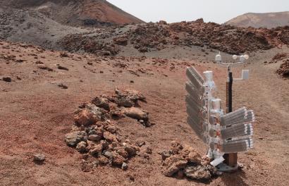 Una investigadora española desarrolla generadores termoeléctricos para transformar el calor volcánico en electricidad