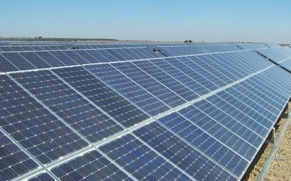 西班牙太阳能巨型公园265公顷