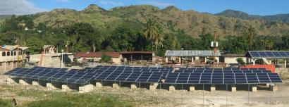 El almacenamiento ayudará a proporcionar electricidad a 500 millones de personas para 2030