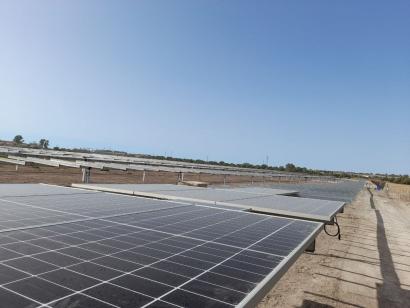 Q Cells vende un parque solar de cincuenta megavatios a NextPower III