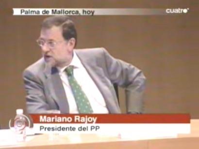 El primo de Rajoy se asoma a los Presupuestos Generales del Estado