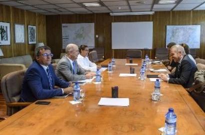 Canarias solicita al Estado que delimite las aguas donde se pueda desarrollar la eólica marina