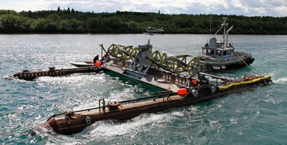 Alaskan Village, Maine Company and Alaska Governor Launch Sustainable River Energy Project